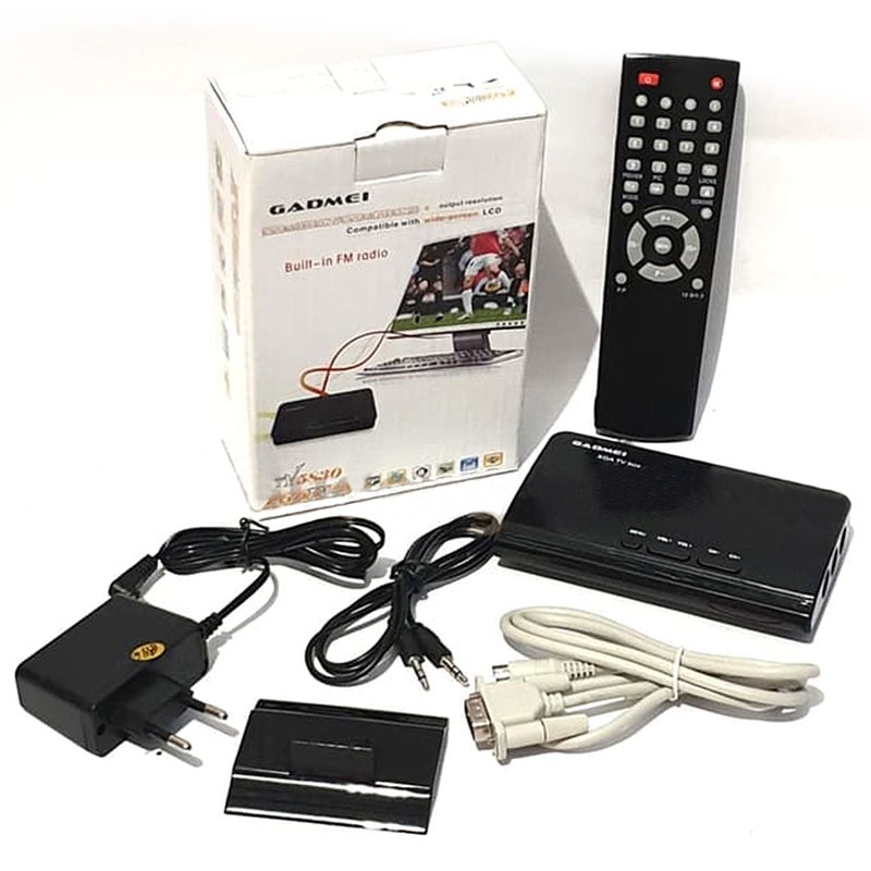 Tv tuner ext gadmei for lcd 5830 - k-galaxy.com