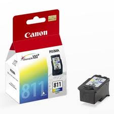 Cartridge canon cl - 811 color (baru) - k-galaxy.com