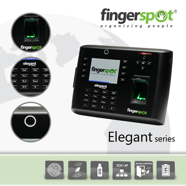 Fingerspot elegant series - k-galaxy.com