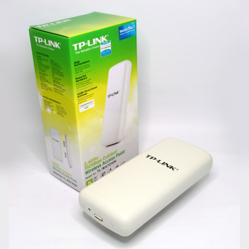 wireless outdoor access point tp-link wa7210n - k-galaxy.com