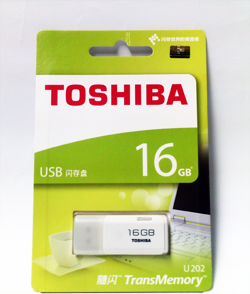 Flash disk toshiba 16 gb - k-galaxy.com