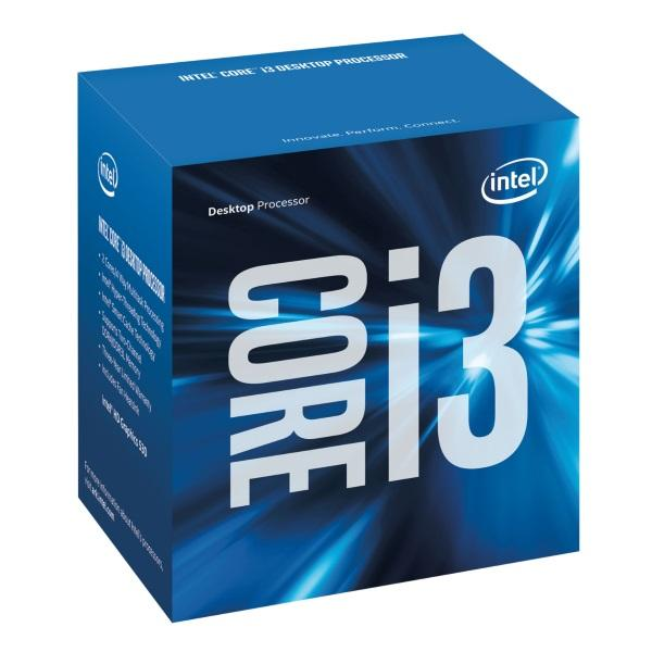 Pro intel core i3-6100 3,7ghz c.3m original box  - k-galaxy.com