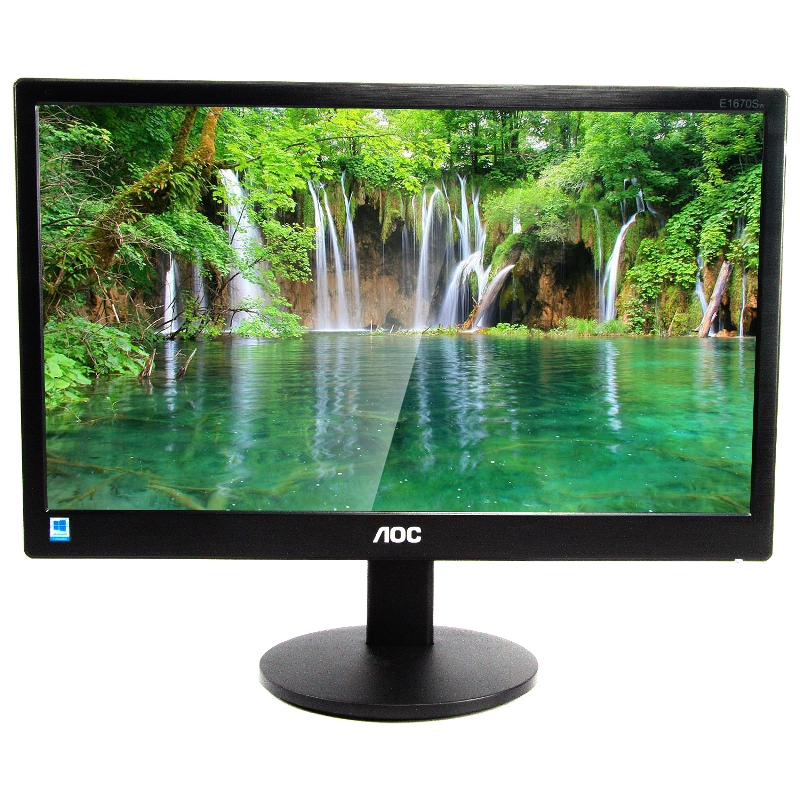 Monitor led aoc e1670sw (baru) - k-galaxy.com