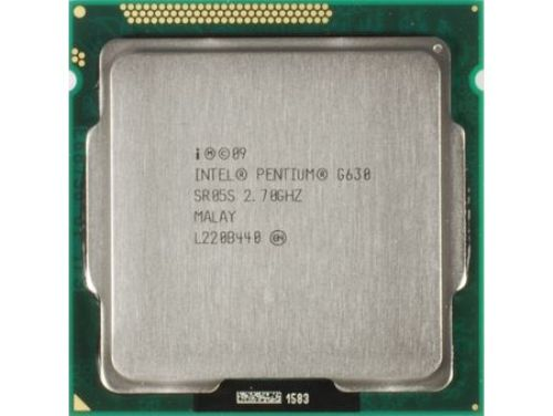 N pro intel dc sb 2,7 ghz g630 ori tray w/o fan (01 thn) - k-galaxy.com