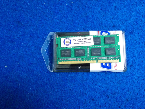 Sodim ddr3 4gb 12800 bulldozer lovo (low voltage) - k-galaxy.com