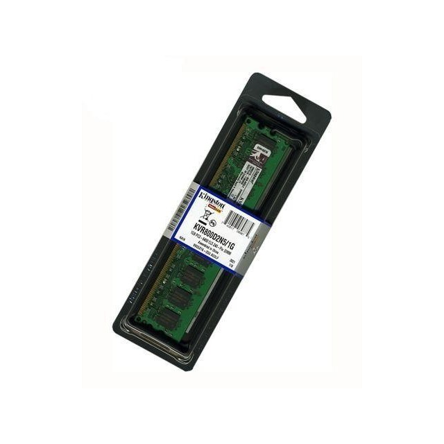 Memory ddr2 kingston 1gb pc 6400 (1 tahun) - k-galaxy.com